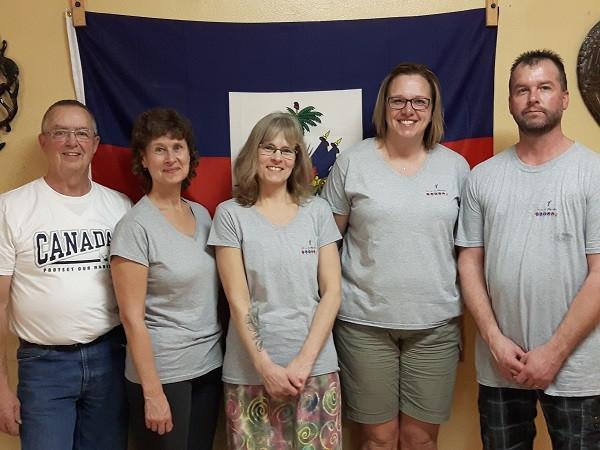 Martensville Baptist Church Team and Friends