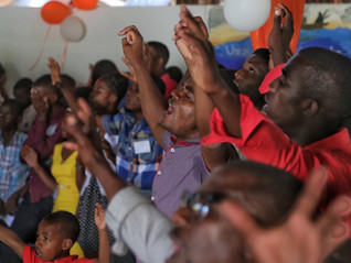 Church Hype in Haiti (St. Pierre)