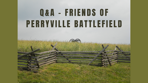 Q&A - Friends of Perryville Battlefield