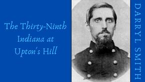 Thirty-Ninth Indiana at Upton's Hill