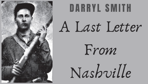 A Last Letter From Nashville