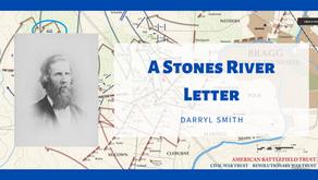 A Stones River Letter