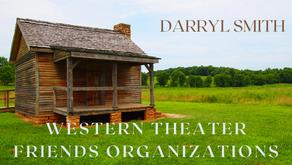 Western Theater Friends Organizations