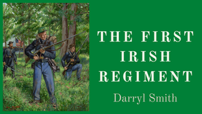 The First Irish Regiment at Stones River