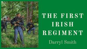 The First Irish Regiment at Stones River