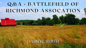 Q&A - The Battle of Richmond Association