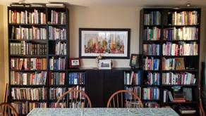 My Civil War Bookshelf...Make That Bookshelves