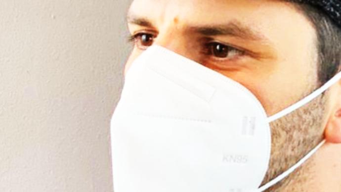 10er PACK - KN95 Atemschutzmaske
