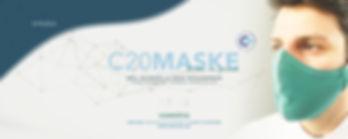 C20 Stoff Masken
