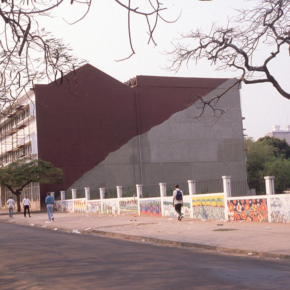 Mosambikin kansallinen taidemuseo 1999