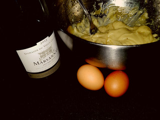 Wine, eggs and................ mayonnaise?