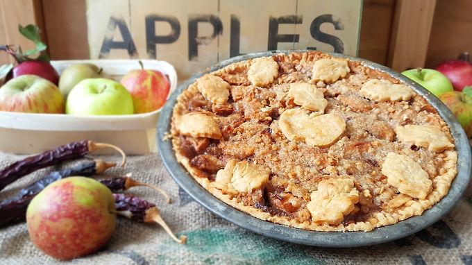 Von Äpfeln und ehrlichen Jahreszeiten 🍎🍃🍂