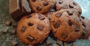 Die unendliche Glücksformel: Schokoladige Chocolate Chip Cookies 🍫🍪🍀