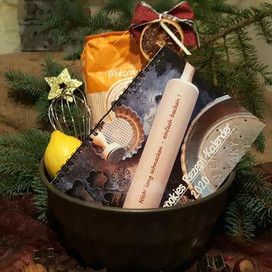 Das perfekte Weihnachtsgeschenk für Hobbybäcker und alle, die es werden wollen 👩🏼🍳🎄