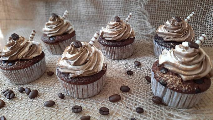 Cappuccino Cupcakes ☕️