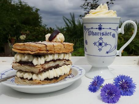 Blaue Stunde in Nordfriesland oder: Friesentorte mal anders