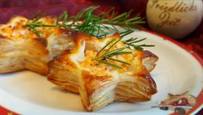 Festliche Vorspeise, schnell gezaubert: Rosmarin-Lachs-Pasteten 🍽🌟