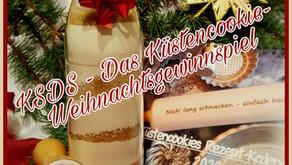 KSDS - das Küstencookie-Weihnachtsgewinnspiel 🌟🎂🏆