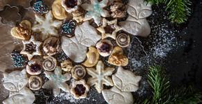 Tausendundein Keks oder: vegane Butterplätzchen🎄