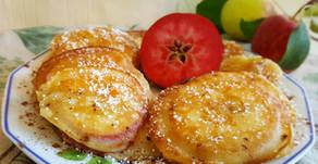 ApfelköstlichZeiten: Mozart und Apfelküchle 🎶🍏
