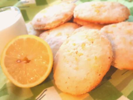 Tschüss Winter! oder: Vom Biikebrennen und Zitronen-Joghurt-Cookies 🍋🌼