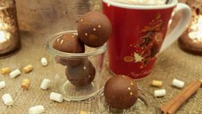 2. Advent: Echt trendy - Hot Chocolate Bomben🎅🍫