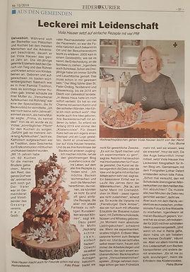 Küstencookie in der Weihnachtsausgabe: Der erste große Pressebericht ❤🎄