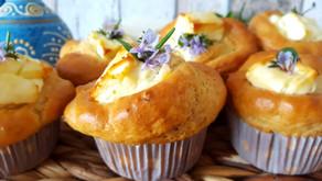 Urlaubsflair: Mediterrane Feta-Muffins 😎