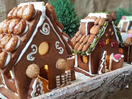 Traumhäuser zum Naschen: Das Lebkuchenhaus