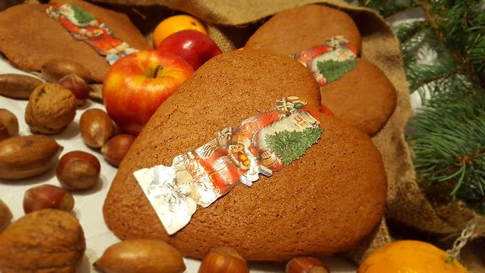 Einfach und soft: Lebkuchen wie vom Nikolaus🎅❤