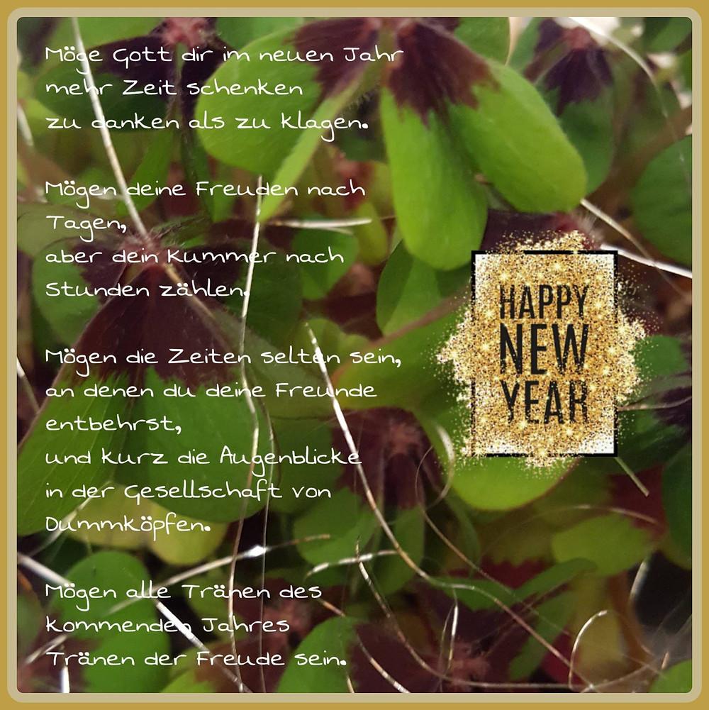 Neujahrssegen