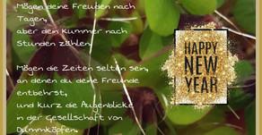 Frohes neues Jahr(zehnt)🍀