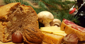Winterlich-deftiges Bier-Brot mit Nüssen 🍞🌰🍺