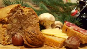Ohne Hefe: Winterlich-deftiges Bier-Brot mit Nüssen 🍞🌰🍺