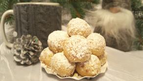 Let it snow! Köstlich zarte Schneebällchen ❄☃️