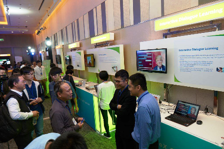 「Intel亞洲創新高峰會2016」參展