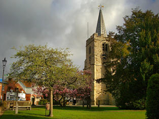Latchett's Mead, Green Lane, Chobham, Surrey