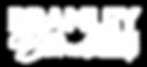 Bramley Blinds White on Transparent Logo