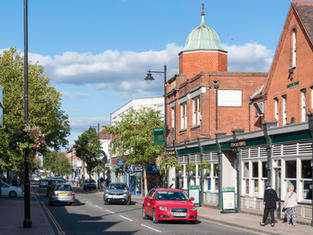 Crondall Road, Crookham Village, Fleet, Hampshire
