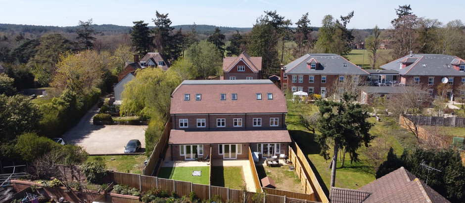 Last chance to buy at Cricketer's Close, Bagshot