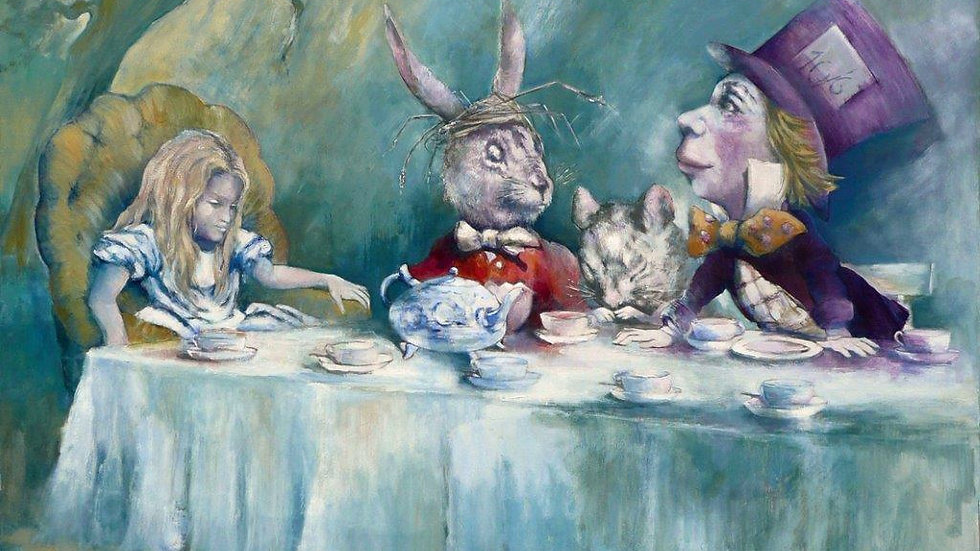 Madhatters Tea Party