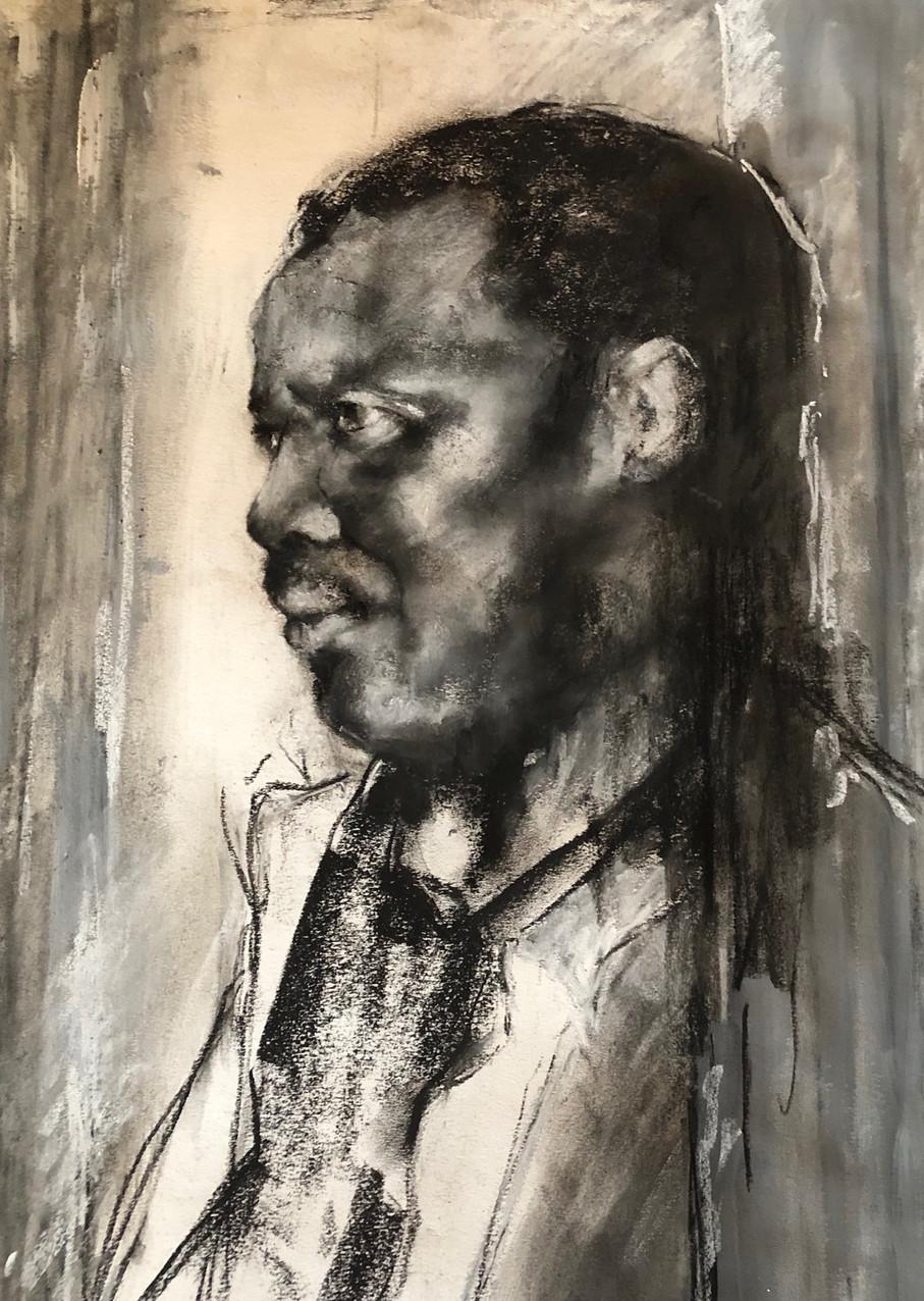 Ex-Prisoner Robbin Island