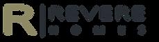 RVH2690 Revere Homes Branding (Main Logo