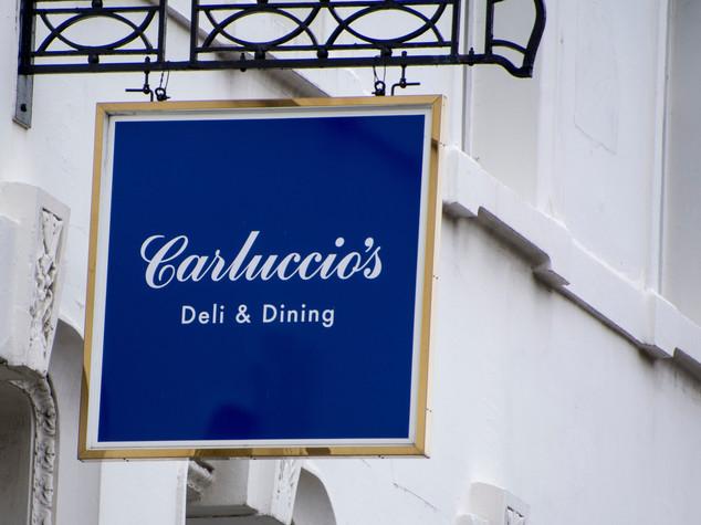 Carluccios in the Village