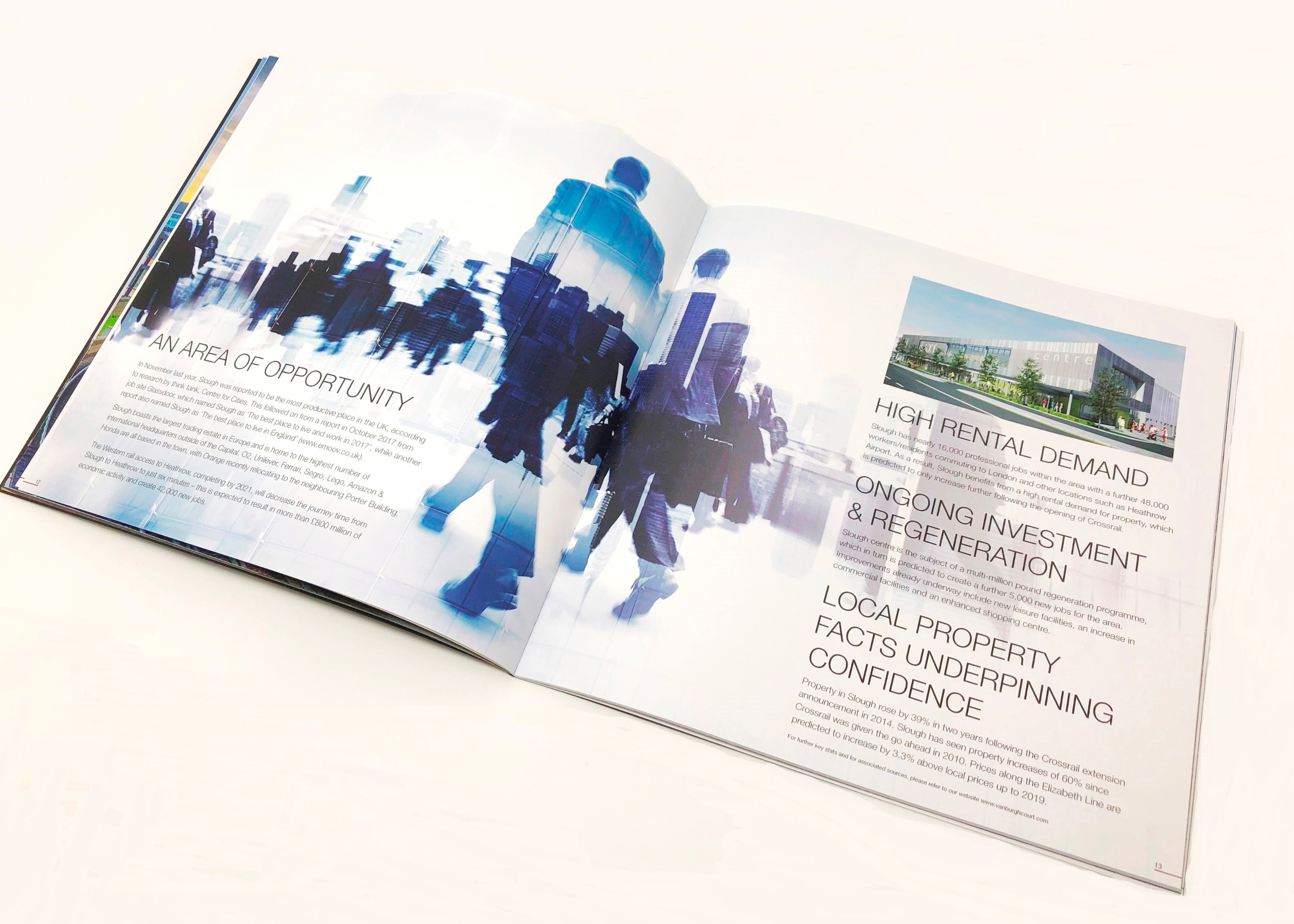 Peter Krelle Associates | Brochures