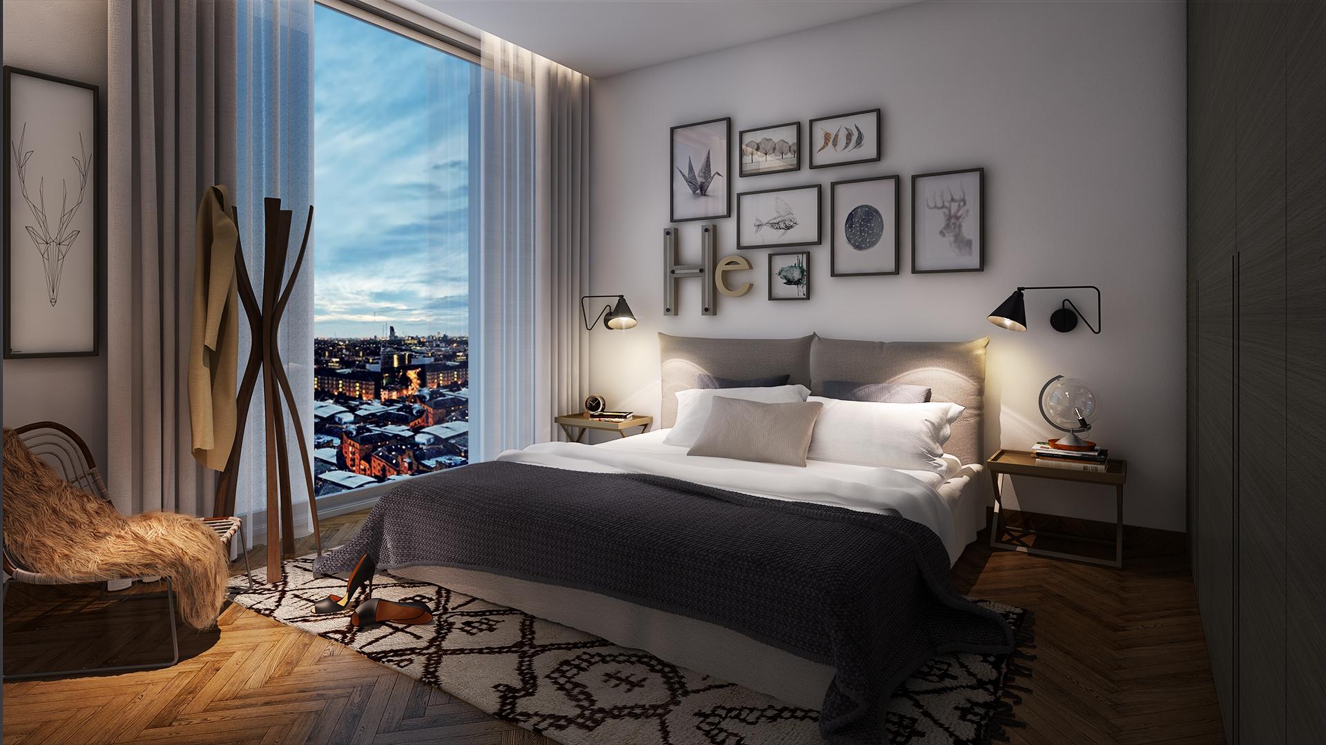 Internal (Bedroom)