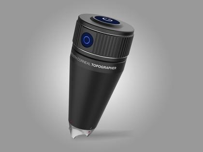 Topógrafo corneal portable