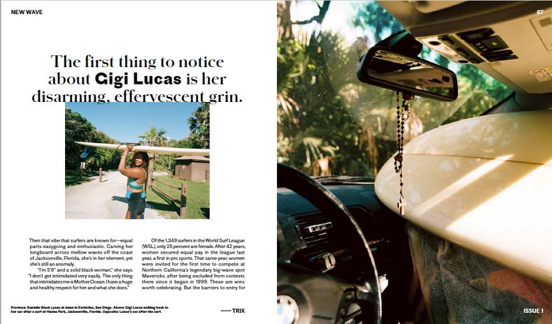 Trix Magazine - Issue #1