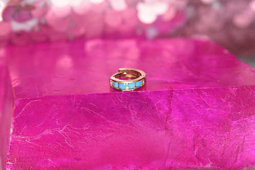 Turquoise Rook Ring