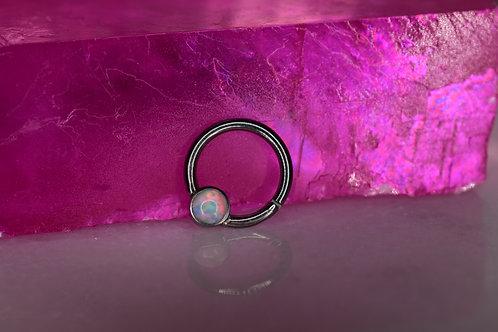Opal hinge ring